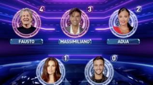 """GF Vip"", Fausto Leali e Massimiliano Morra sono in nomination"