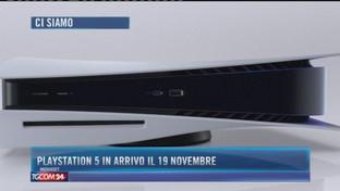 Playstation 5 in arrivo il 19 Novembre
