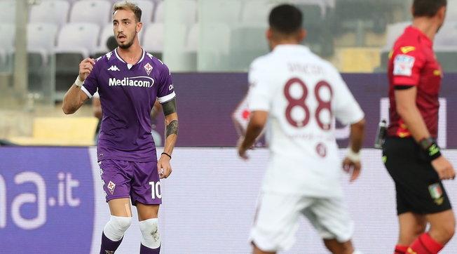 La prima vittoria è viola: Fiorentina-Torino 1-0 | Delusione giallorossa: Verona-Roma 0-0