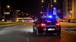 Malvivente ucciso durante un furto a Roma, ferito un carabiniere