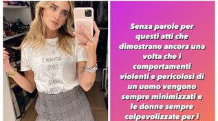"""Chiara Ferragni: """"Stupro e minigonne? Molto preoccupata da questa mentalità"""""""