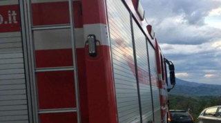Cremona, cade un velivolo e prende fuoco: due morti