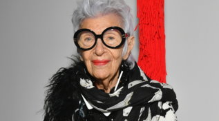 Moda e celebs, Iris Apfel: 99 anni e uno stile inconfondibile