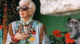 Moda e stile: un consiglio di Iris Apfel che tutte dovremmo seguire