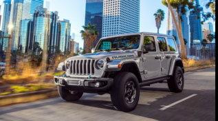 Jeep consolida il progetto Wrangler