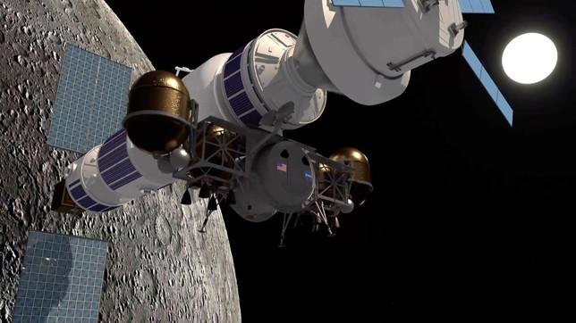 Nasa, ecco ilmodulo per tornare sulla Luna