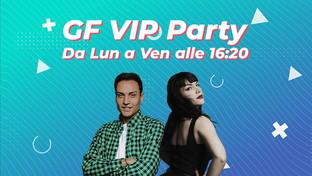 """""""GF VIP Party"""", da lunedì 21 settembre parte il programma con Annie Mazzola e Awed"""