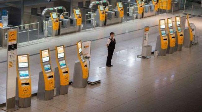 Lufthansa, effetto Covid: via 150 aerei e più di 22mila posti di lavoro