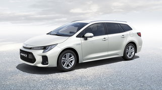 Suzuki svela Swace, la nuova station wagon