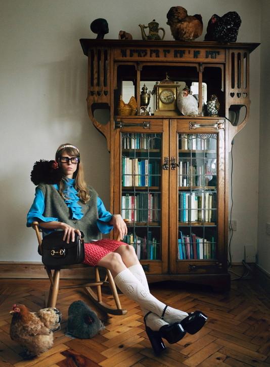 'The Ritual', la campagna Gucci per l'autunno inverno 2020 2021