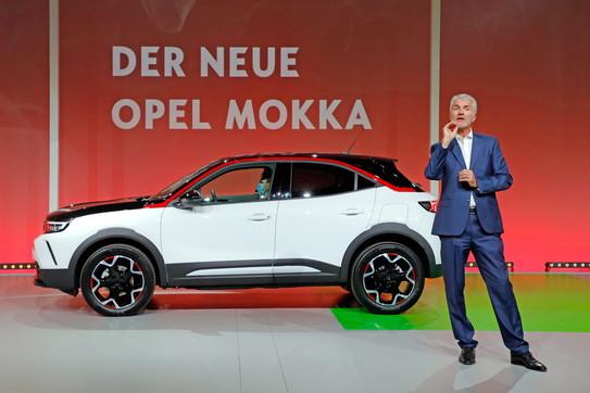 Nuovo Opel Mokka e Mokka-e