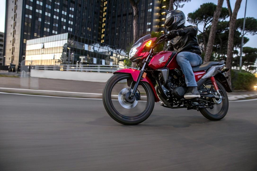 Un'altra Honda made in Italy