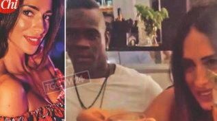 Mario Balotelli si è fidanzato con la ex corteggiatrice Alessia Messina