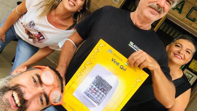 Jesi, mendicante al semaforo vince 300mila euro al Gratta e Vinci