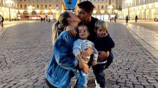 Morata torna a Torino, che intesa tra Alice Campello e Lady Morata