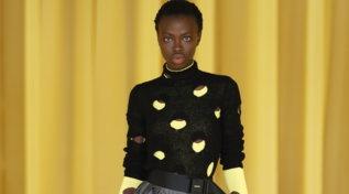 Milano Fashion Week, Prada (e Raf Simons): i look della sfilata