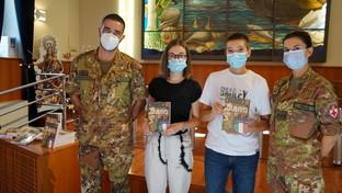 Il diario dell'esercito agli studenti di Codogno, città simbolo della pandemia
