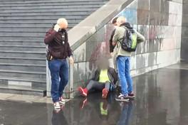 Attacco a Parigi, l'arresto del sospetto attentatore