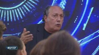 """GF Vip"": in nomination Adua, Massimiliano, Franceska e Fulvio - Video"