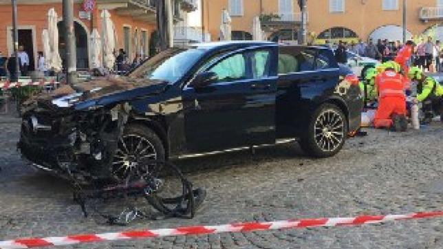 Cuneo, Suv travolge e uccide un pedone