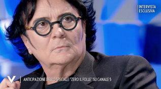 """Renato Zero: """"Per i miei 70 anni   fuggirò   per una destinazione ignota"""""""
