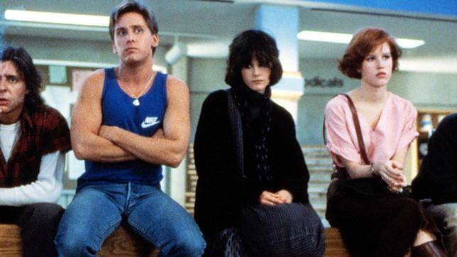 """""""The Breakfast Club"""" compie 35 anni: le immagini del film cult"""