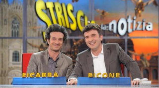 """""""Striscia la Notizia"""" riparte con Ficarra e Picone"""