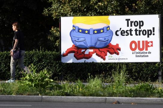 Svizzera, bocciato il referendum anti-immigrazione che chiedeva stop allalibera circolazione