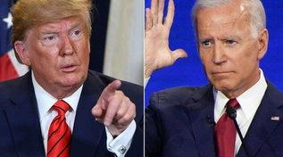 Usa 2020, Biden avanti di 10 punti suTrump  Il presidente chiede il test antidopoping in vista del duello tv