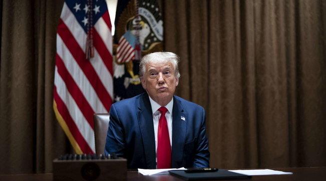"""""""Trump non ha pagato tasse per 10 anni"""": scoop del Nyt   Ira tycoon: """"Fake news"""""""