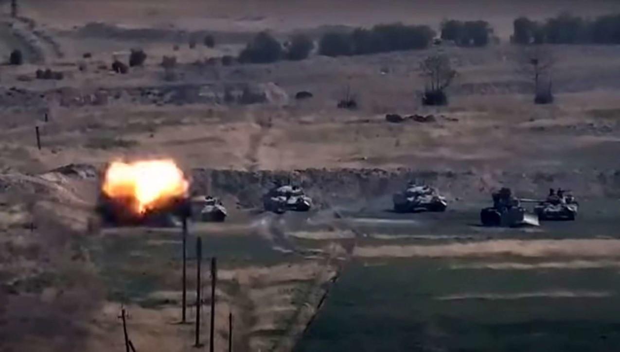 Guerra fra Armenia e Azerbaigian, decine di morti tra i separatisti armeni