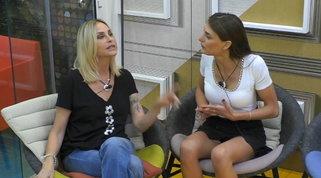 """GF Vip 5"", Stefania litiga con Franceska: ""Sei bugiarda e capra"""