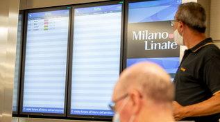 10 studenti positivi dopo una festa Erasmus a Bologna   Positivo al test rapido non sale su volo Linate-Roma