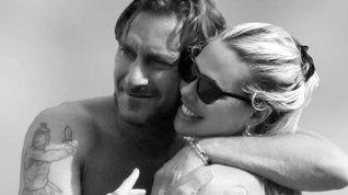 Auguri Francesco Totti, guarda la dedica romantica di Ilary Blasi