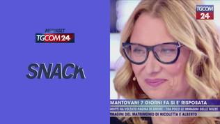 Nicoletta Mantovani e il matrimonio con Alberto Tinarelli