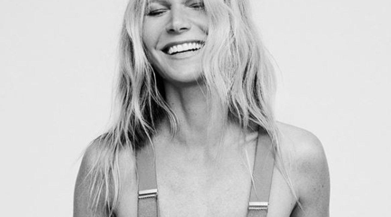 Gwyneth Paltrow, i tanti volti di un'attrice... trasgressiva