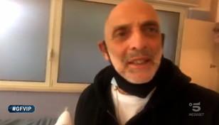 """Paolo Brosio rivela: """"Sono guarito dal Covid, è stata dura ma ce l'ho fatta"""""""