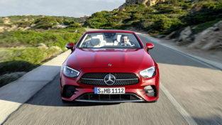 Le super coupé e cabrio AMG