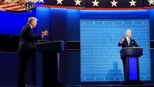 Usa 2020, rissa Trump-Biden: caos e insulti nel primo duello tv