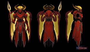 Doom Eternal, una gallery esclusiva per scoprire come sono nati i demoni