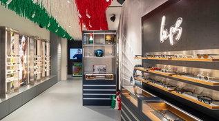 Il trionfo del made in Italy nel nuovo negozioItalia Independentdi Brera
