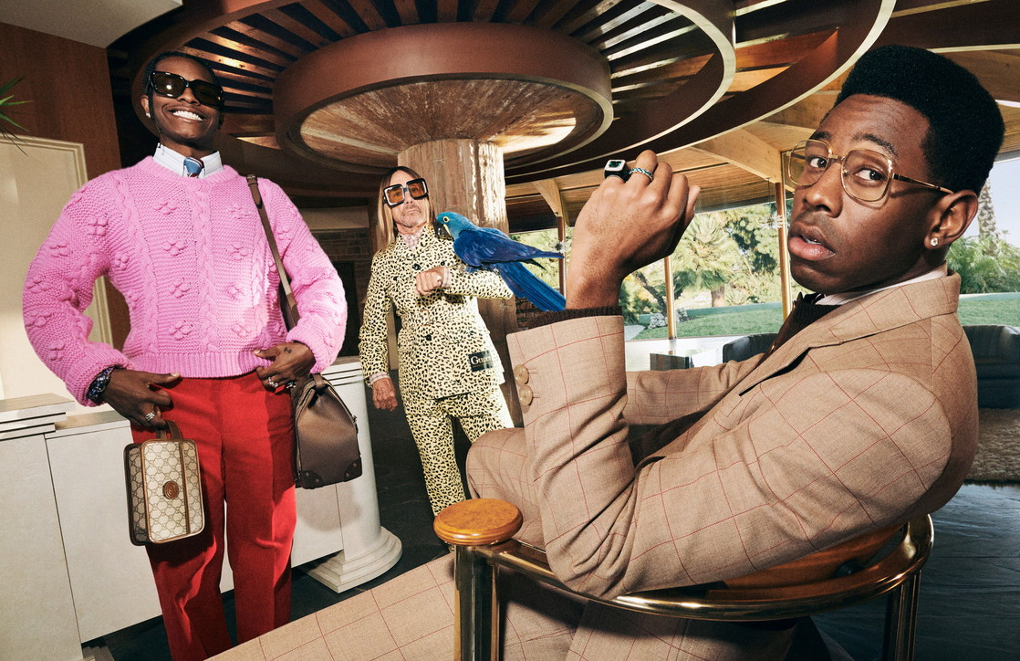 "Gucci, ""Life of a Rock Star"": la nuova campagna Men's Tailoring"