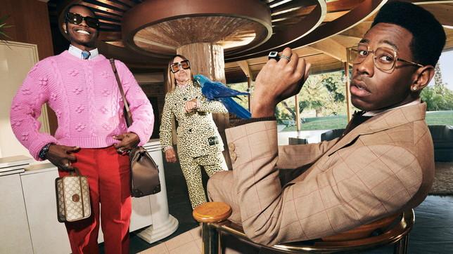 "Gucci, ""Life of a Rock Star"": la nuova campagna Men's Tailoring"