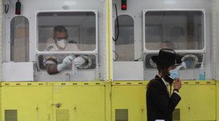 Record in Israele: quasi 9mila casi in 24 ore | In Germania i nuovi contagi sopra quota 2.500