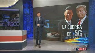 "Tajani a Tgcom24: ""Il 5G deve rimanere in mani europee"""