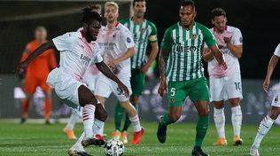 Europa League, il Milan passa alla fase a giorni: il Rio Ave eliminato dopo una serie interminabile di calci di rigore