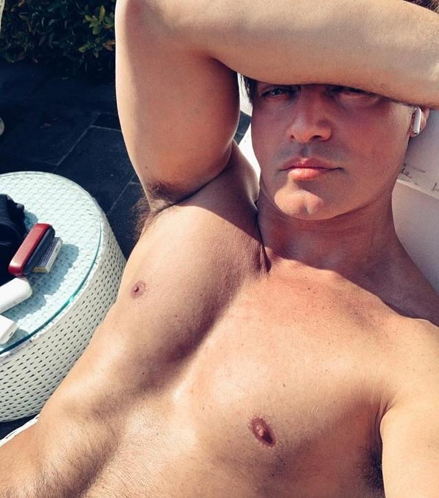 Gabriel Garko, idolo sexy della tv