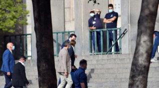 Salvini in tribunale a Catania, udienza per il caso Gregoretti