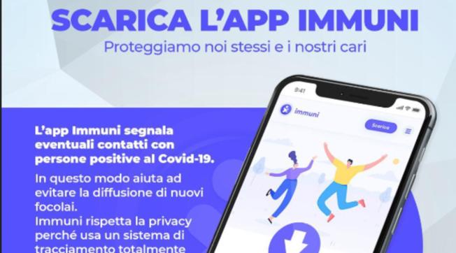 Scaricare Immuni, l'app per contrastare la diffusione del virus
