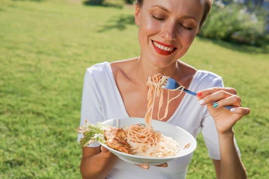 Come godersi la pasta senza ingrassare